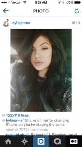 Kylie Jenner Amazing young woman